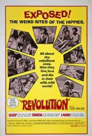 Revolution (1968) cover