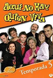 Aquí no hay quien viva (2003) cover