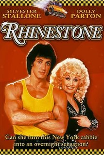 Rhinestone (1984) cover
