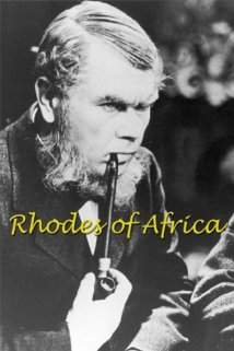 Rhodes of Africa (1936) cover
