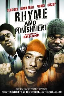 Rhyme and Punishment (2011) cover
