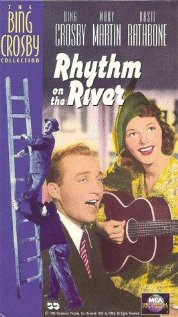 Rhythm on the River (1940) cover