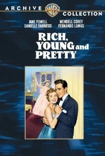 Rich, Young and Pretty (1951) cover