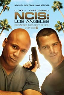 NCIS: Los Angeles (2009) cover