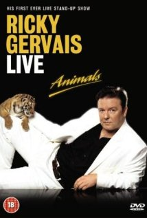 Ricky Gervais Live: Animals (2003) cover