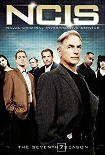 NCIS: Naval Criminal Investigative Service (2003) cover