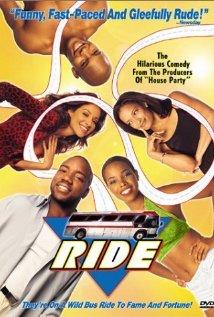 Ride (1998) cover