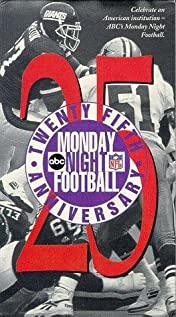 NFL Monday Night Football 1970 poster