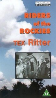 Riders of the Rockies 1937 poster