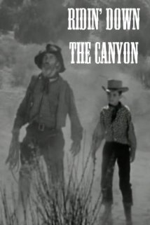 Ridin' Down the Canyon (1942) cover