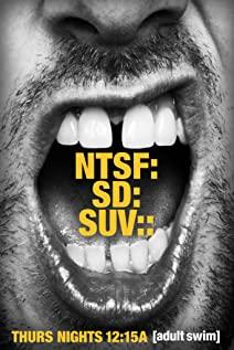 NTSF:SD:SUV (2011) cover