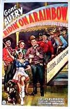 Ridin' on a Rainbow (1941) cover