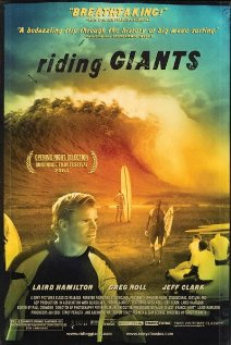 Riding Giants (2004) cover