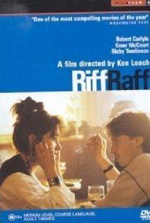 Riff-Raff (1991) cover