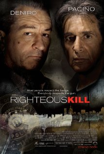 Righteous Kill (2008) cover