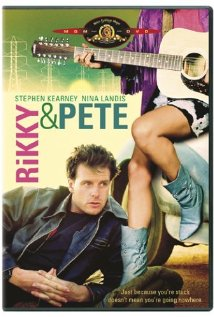 Rikky and Pete 1988 poster