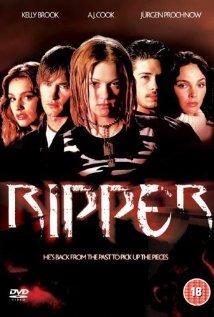 Ripper (2001) cover