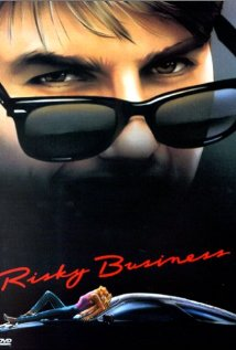Risky Business 1983 poster