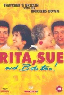 Rita, Sue and Bob Too! (1987) cover