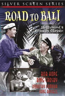 Road to Bali (1952) cover