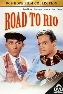 Road to Rio (1947) cover