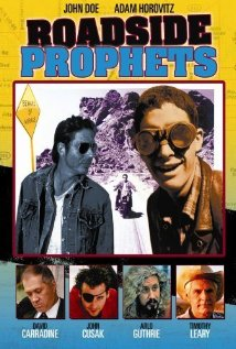 Roadside Prophets (1992) cover