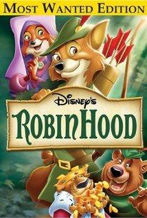 Robin Hood (1973) cover