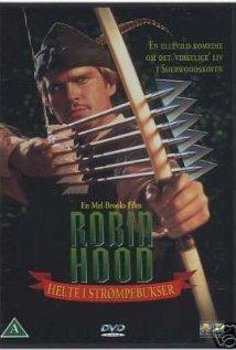 Robin Hood: Men in Tights (1993) cover