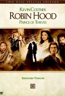 Robin Hood: Prince of Thieves 1991 poster