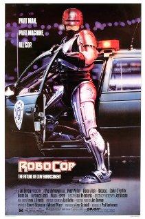 RoboCop (1987) cover