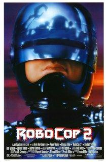 RoboCop 2 (1990) cover