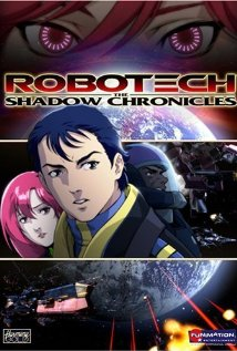 Robotech: The Shadow Chronicles (2006) cover