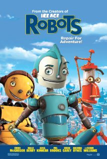 Robots 2005 poster