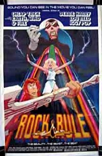 Rock & Rule (1983) cover