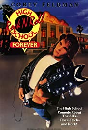 Rock 'n' Roll High School Forever (1991) cover
