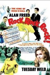 Rock Rock Rock! (1956) cover
