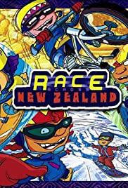 Rocket Power: Race Across New Zealand 2002 poster