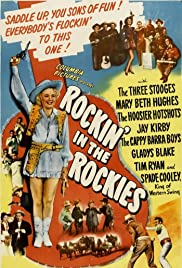 Rockin' in the Rockies (1945) cover