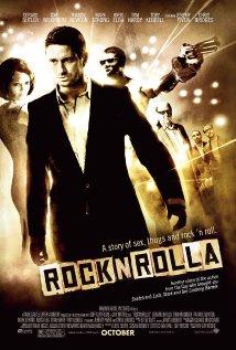 RocknRolla (2008) cover