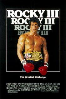 Rocky III (1982) cover
