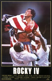 Rocky IV (1985) cover