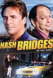 Nash Bridges (1996) cover