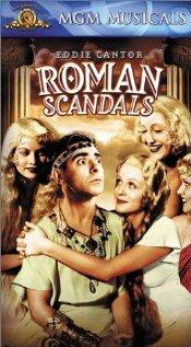 Roman Scandals 1933 poster