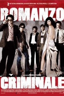 Romanzo criminale (2005) cover