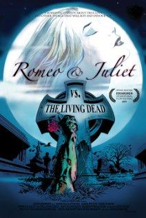 Romeo & Juliet vs. The Living Dead (2009) cover