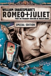 Romeo + Juliet (1996) cover