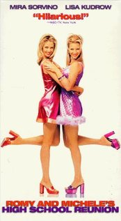 Romy and Michele's High School Reunion 1997 poster