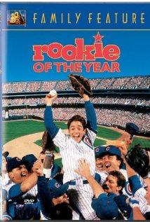 Rookie of the Year (1993) cover