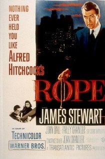 Rope (1948) cover