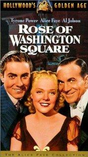 Rose of Washington Square (1939) cover